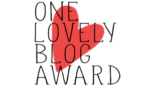 Our Lovley Blog Award