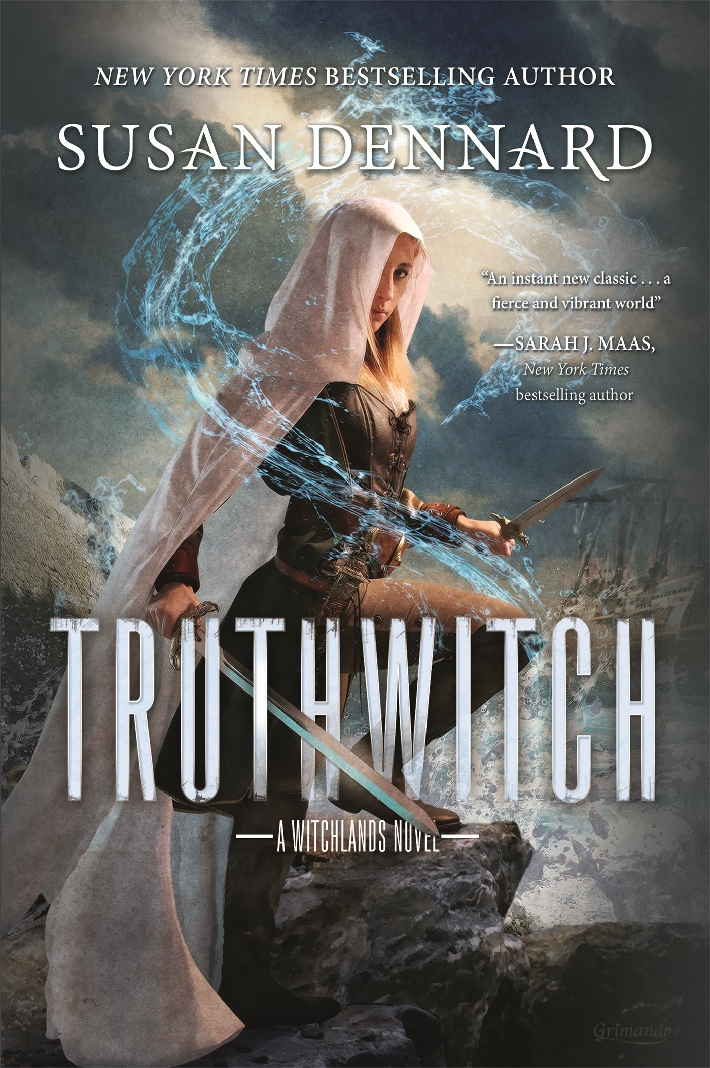 Truthwitch by Susan Dennard — Bayley Reads Books